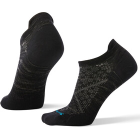 Smartwool PhD Run Ultra Light Micro Calcetines Mujer, black